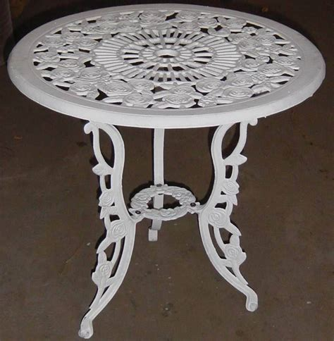 cast iron outdoor furniture china manufacturer metal