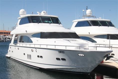 Luxury Boats For Sale Perth by Mw223 Horizon Motor Yachts Australia