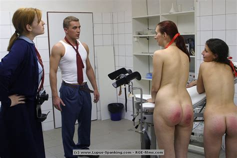 Lupus Caning Spanked