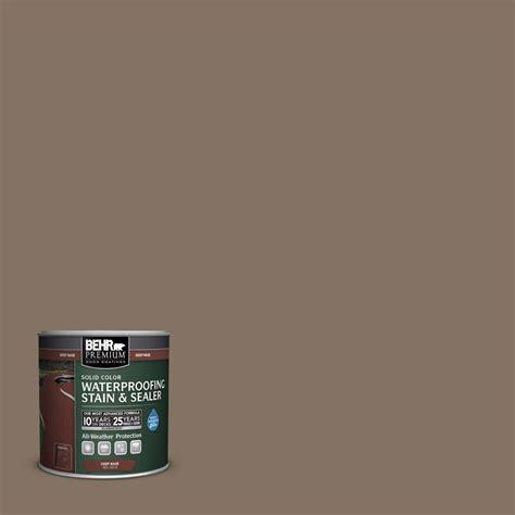 behr premium  oz sc boot hill grey solid color