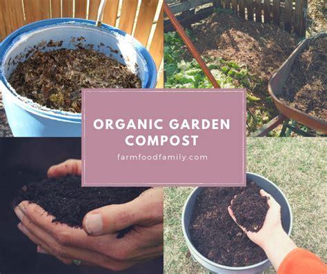 organic garden compost batch continuous anaerobic