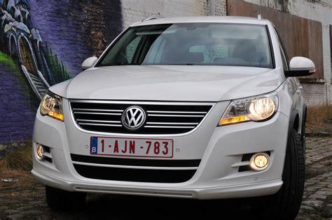Volkswagen Tiguan Modification by Pimpin18inchrims 2011 Volkswagen Tiguans Sport Utility 4d