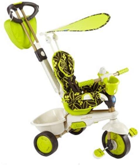 siege bebe auto pivotant tricycle smart trike 4 en 1 test avis ma draisienne