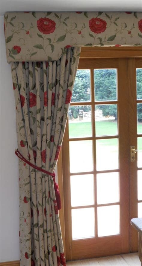 red floral curtains gallery  fabrics