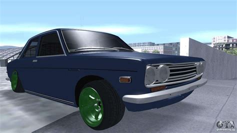 Datsun Drift by Datsun 510 Drift For Gta San Andreas