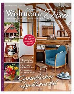 Wohnen Magazin : wohnen deko landidee magazin ~ Orissabook.com Haus und Dekorationen