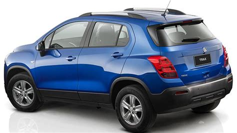 What features does every holden trax have? Holden Trax review: Car Reviews   CarsGuide