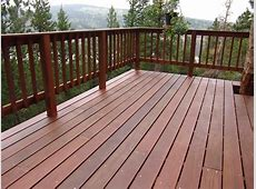 Wood deck railing options carpenters networx com