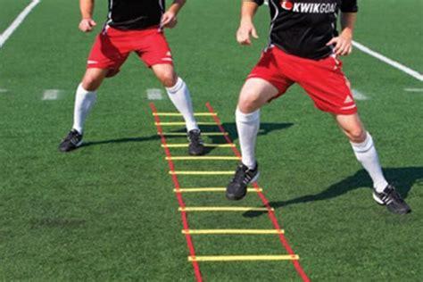 entrenamiento de agilidad  futbol entrenamiento