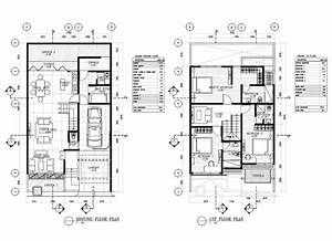 557  Denah Rumah Minimalis 2 Lantai Type 120