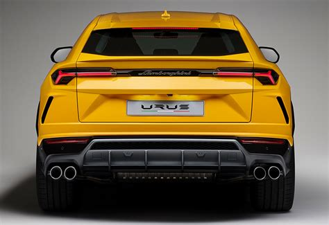 lamborghini urus specifications photo price