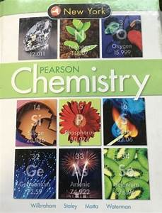 Chemistry Prentice Hall New York Edition By Pearson 48b