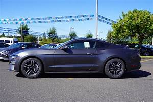 New 2020 Ford Mustang ECOBOOST FASTBACK RWD 2dr Car