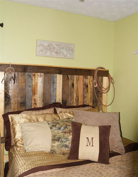 My Daughters Headboard I Made From Old Pallets I Found In
