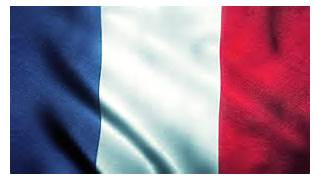 Looping French Flag Wi...