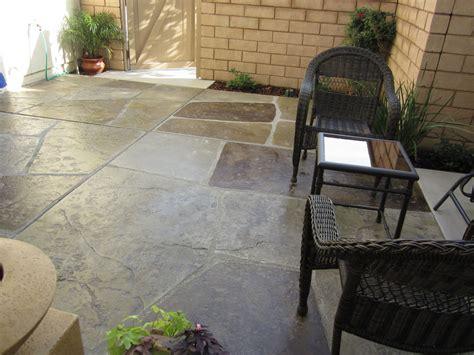sumptuous concrete patios technique los angeles