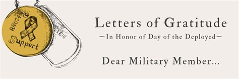 letters  gratitude letters  military members  riveter