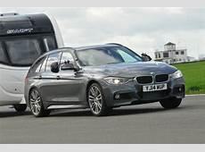 BMW 335d Tow Car Awards