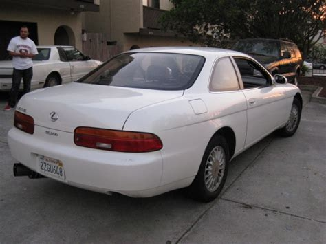 92 lexus sc300 ca 92 39 lexus sc300 white on black 5sp 104k 5500 club