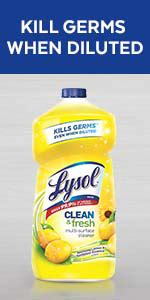 Amazon.com: Lysol To Go Disinfectant Spray, Crisp Linen