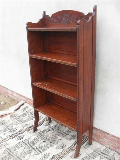 Fold Up Bookcase oak fold up bookcase 112378 sellingantiques