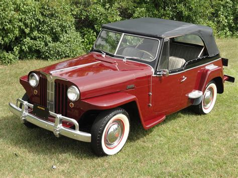 1949 willys jeepster 1949 willys jeepster convertible 112844