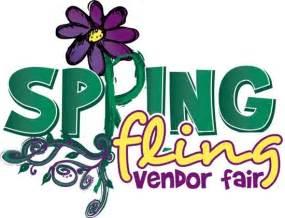 Spring Craft and Vendor Fair Clip Art
