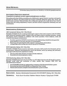 28 best executive assistant resume examples images on With best executive resumes