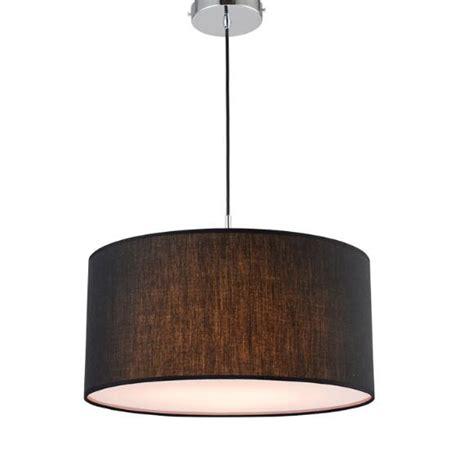 simple tela redonda moderna lampara de techo de comedor