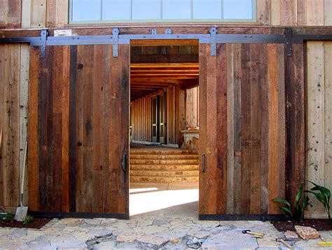 exterior barn doors northstar woodworks custom barn doors craftsmanship