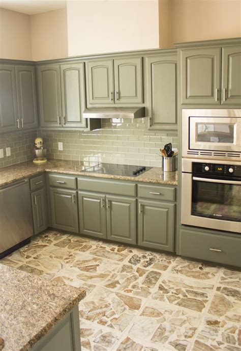 kitchen cabinet paint colors our exciting kitchen makeover before and after cabinet