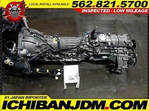 Jdm Toyota Tacoma T100 2 7l Transmission 1995 1996 1997