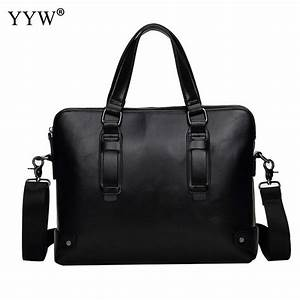 Business Male Bag Brown Portfolio Men's Executive ...