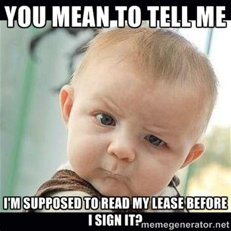 Rent Memes - property management memes real property management southern utah