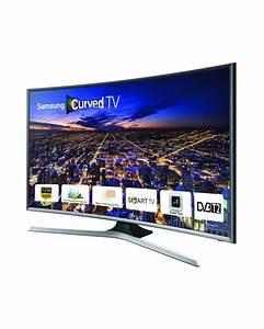 Tv 40 Pouces : samsung 40 curved smart tv 40j6370 noir argent ~ Dode.kayakingforconservation.com Idées de Décoration