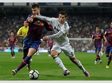 Barcelona's Gerard Pique Real Madrid did not want to play