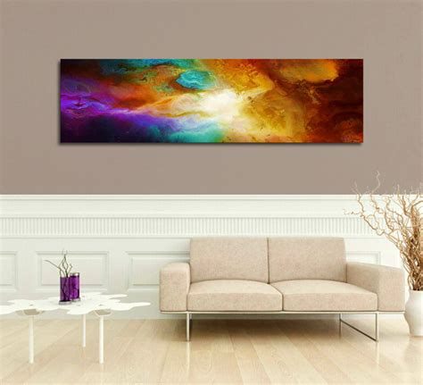 Abstrakte Kunst Leinwand by Cianelli Studios Abstract