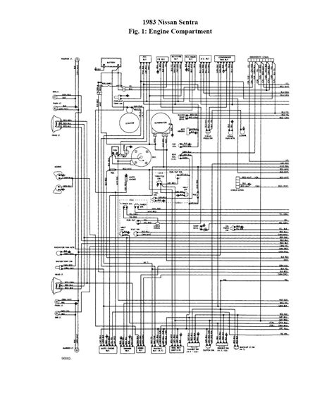 pal i m looking for the original wiring diagram for the nissan b11 1983 i m problems