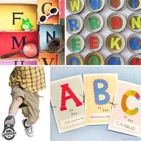 how to homeschool preschool learning activities 771 | alphabet activities