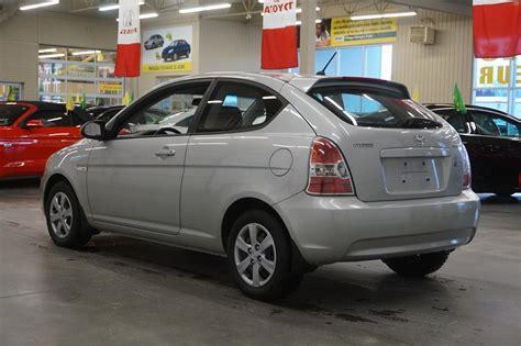 Hyundai Accent 2008 by 2008 Hyundai Accent L 3 800 Sherbrooke Sherbrooke Honda
