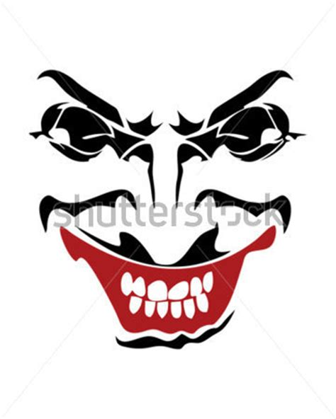 joker mouth clipart   cliparts  images