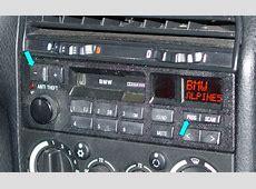 BMW E30E36 CD Changer Installation 3Series 19831999