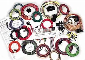 Street Rod Parts  U00bb Wiring Harness  6 Volt To 12 Volt