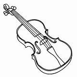 Violin Coloring Pages Drawing Line Fiddle Toddler Baroque Drawings Playing Getdrawings Lovely Sketch Designlooter Acoustic 66kb 230px sketch template