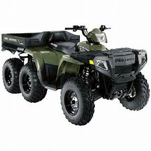 Polaris Sportsman 800 6x6  2009