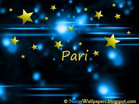 Pari Name Wallpapers Pari ~ Name Wallpaper Urdu Name