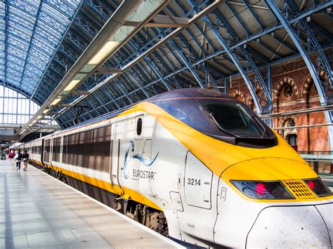 Italy To London By Train The Best Way To Travel Europe