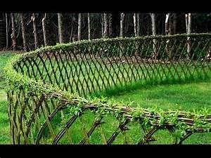 Weidenzaun Selber Bauen : zaun selber machen zaun selber bauen zaun ideen youtube ~ Watch28wear.com Haus und Dekorationen