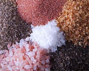 Know Your Salts: Different Types of Salt and Their ...