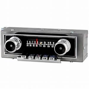 1963 Ford Galaxie Am  Fm  Stereo Bluetooth Radio